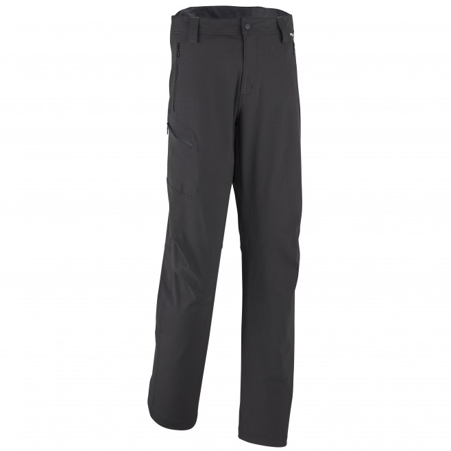 black hiking trousers for men TREKKER STRETCH PANT Millet