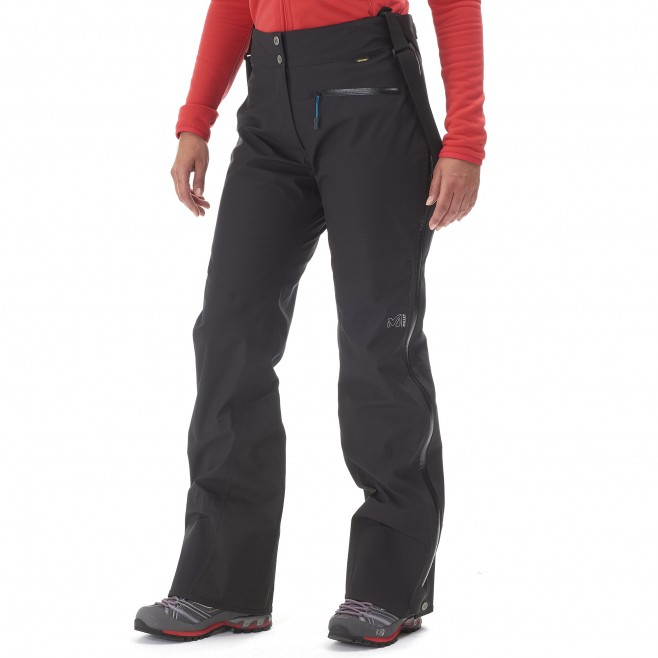 Black women mountaineering pants LD KAMET GTX PANT Millet 2