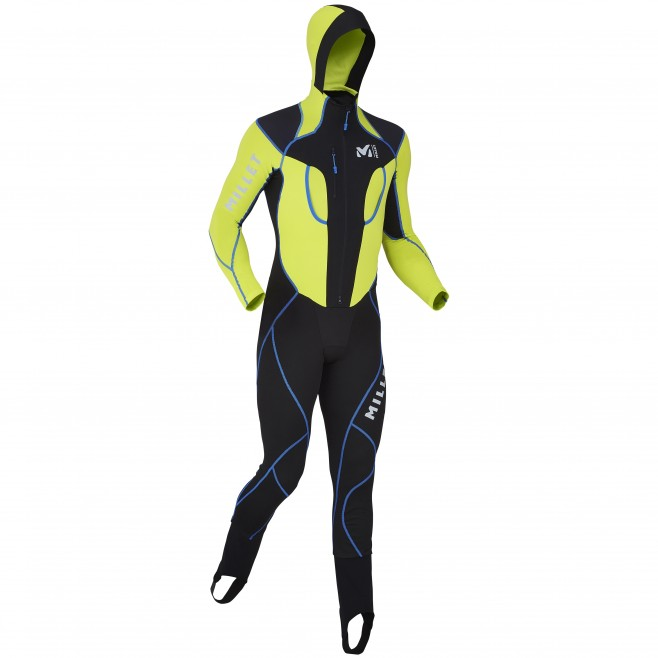 Men's suit - ski touring - black PIERRA MENT SUIT Millet