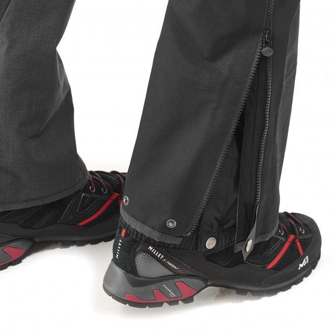 men's black mountaineering pant K EXPERT GTX PANT Millet 8