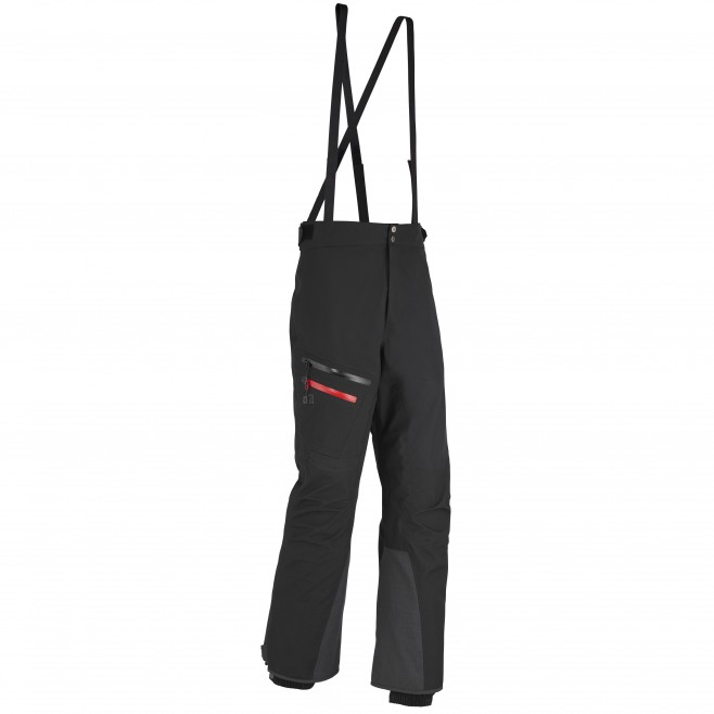 men's black mountaineering pant K EXPERT GTX PANT Millet