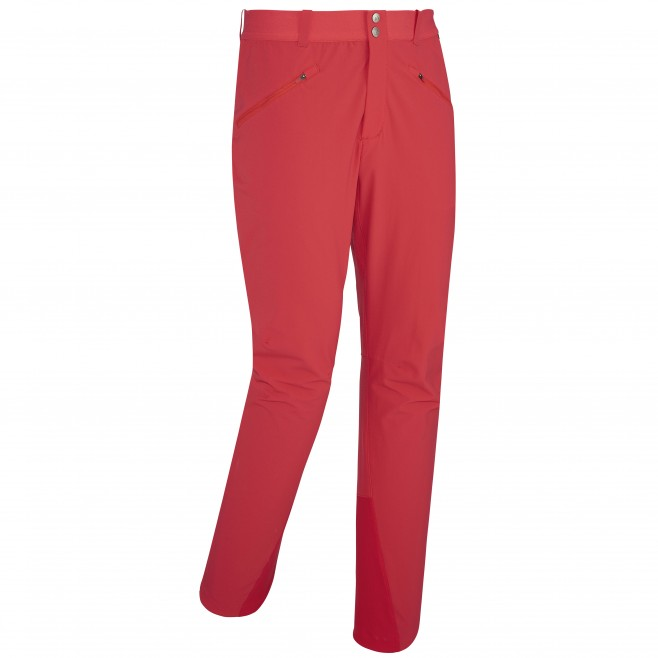 Mountaineering - Men's Pant - Red TRILOGY ADVANCED PANT Millet