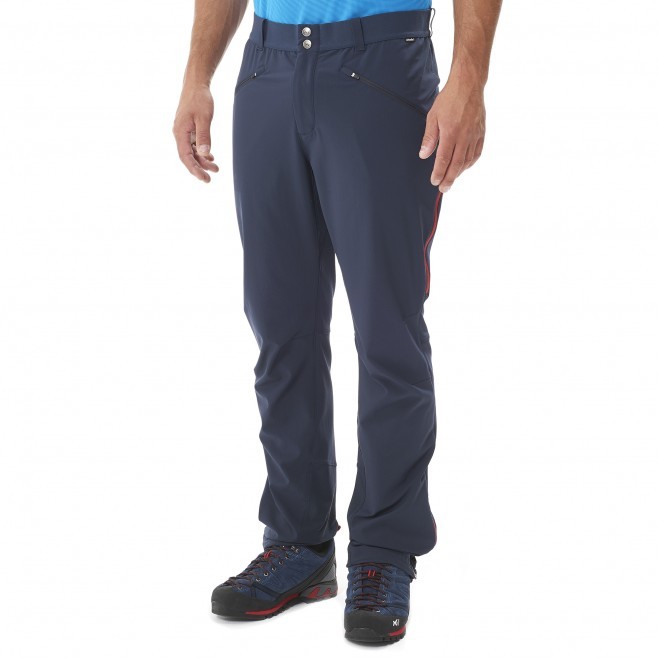 Mountaineering - Men's Pant - Red TRILOGY ADVANCED PANT Millet 2
