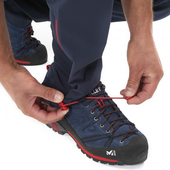 Mountaineering - Men's Pant - Red TRILOGY ADVANCED PANT Millet 6