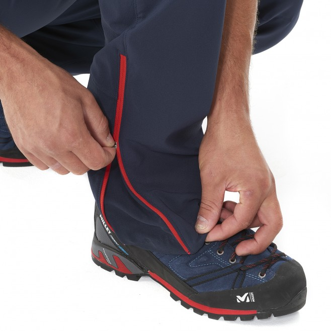 Mountaineering - Men's Pant - Red TRILOGY ADVANCED PANT Millet 7