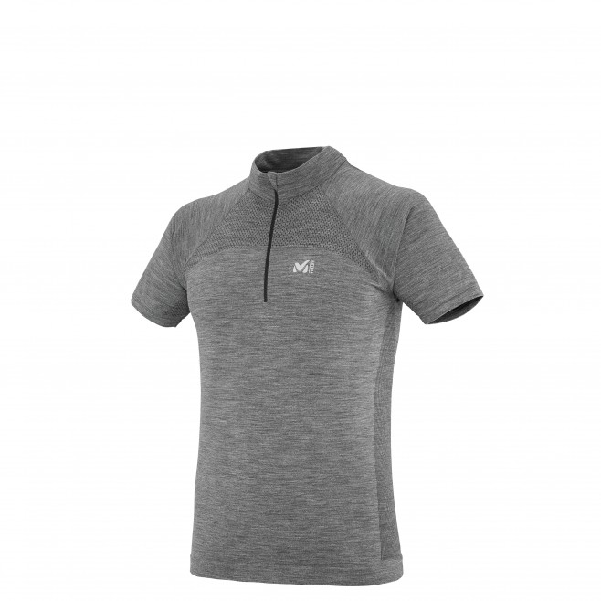 WOOL BLEND SEAMLESS TS SS Millet International