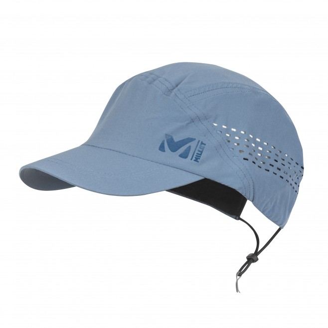 Trail running - headwear  - Blue INTENSE CAP Millet