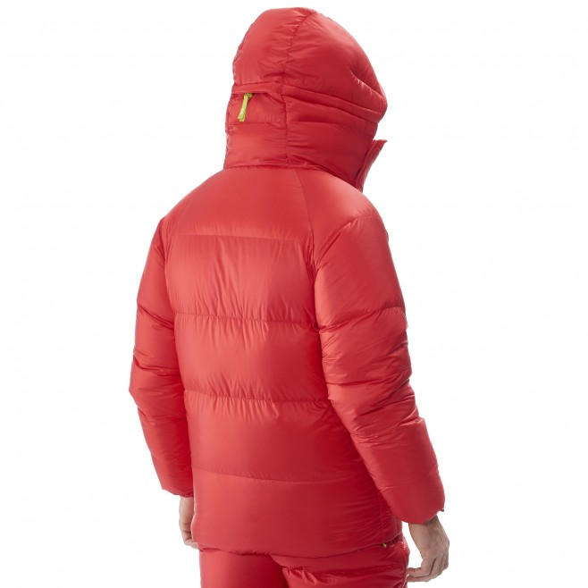 Men's down jacket - expedition - red MXP TRILOGY DOWN JKT Millet 8