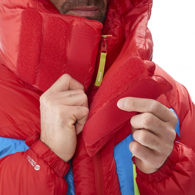 Men's down jacket - expedition - red MXP TRILOGY DOWN JKT Millet 2