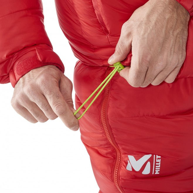 Men's jacket - expedition - red MXP TRILOGY DOWN JKT Millet 5