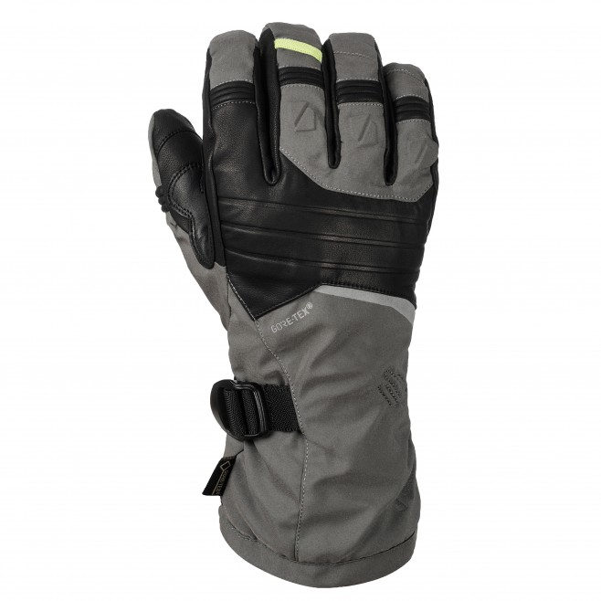 Men's gore-tex gloves - mountaineering - grey K 3 IN 1 GTX GLOVE Millet