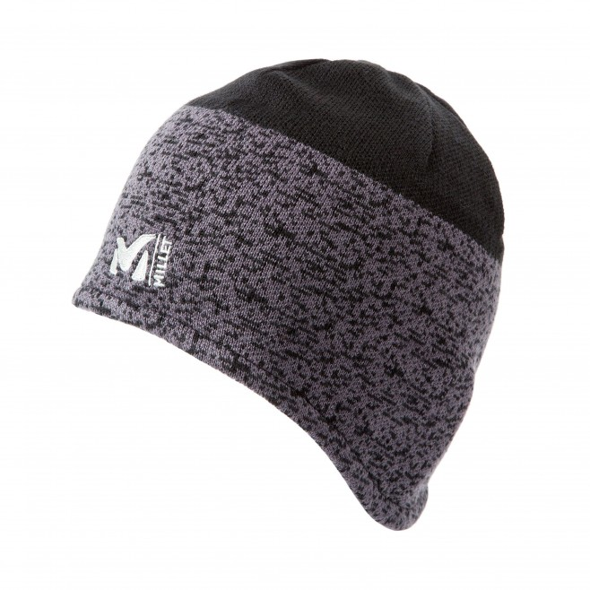 Men's beanie - black TYAK EAR FLAP Millet