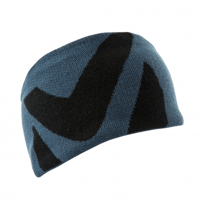 Men's headband - navy-blue LOGO HEADBAND Millet