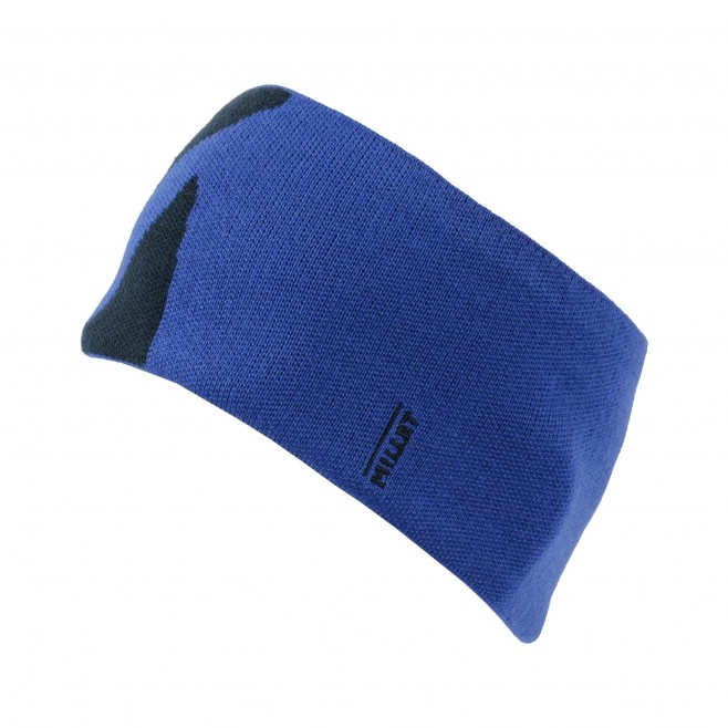 Men's headband - blue LOGO HEADBAND Millet 2