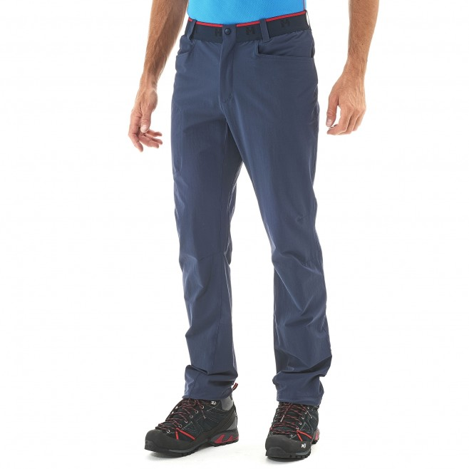 Mountaineering - Men's pant - Navy-Blue TRILOGY CORDURA PANT Millet 2