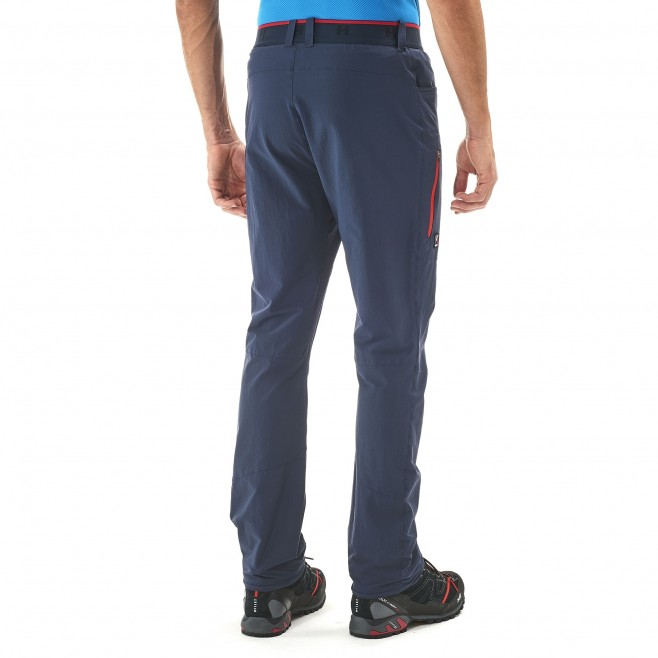 Mountaineering - Men's pant - Navy-Blue TRILOGY CORDURA PANT Millet 3