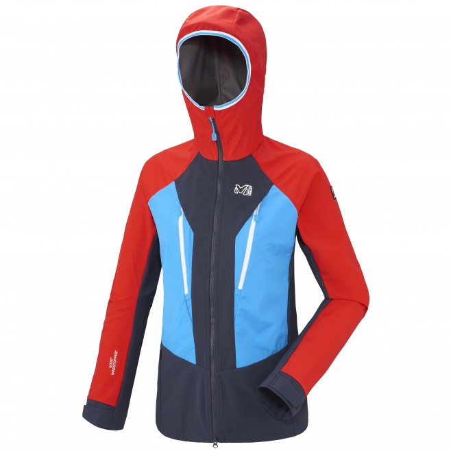 Mountaineering - Women's jacket - Navy-Blue LD TRILOGY V ICON WDS JKT Millet