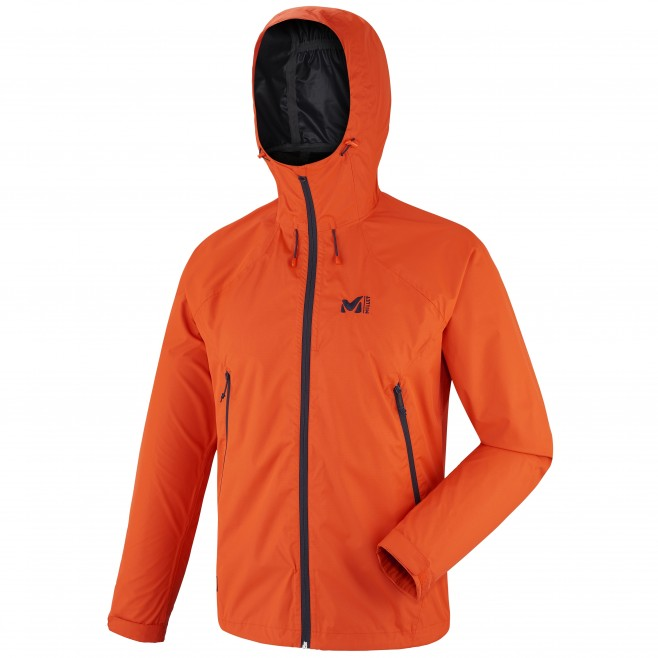 Trekking - Men's jacket - Orange FITZ ROY 2.5L II JKT Millet