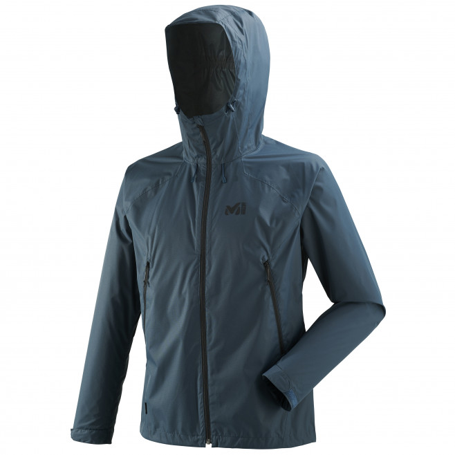 Men's waterproof jacket - navy-blue FITZ ROY 2.5L II JKT Millet