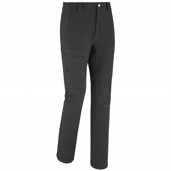 Men's stretch pant - hiking - black TREKKER STRETCH PANT Millet