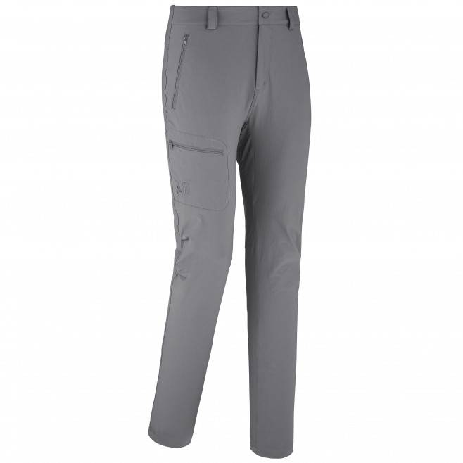 Men's stretch pant - hiking - grey TREKKER STRETCH PANT Millet