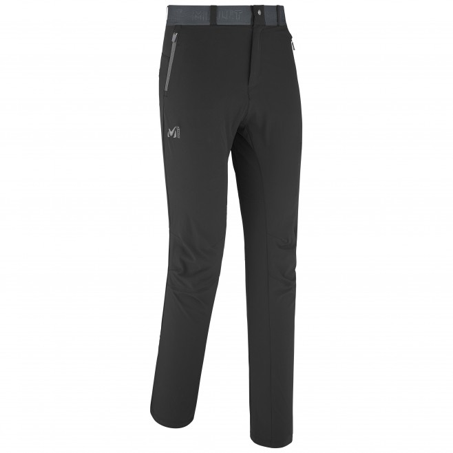 Men's pant - hiking - black HAUROKO STRETCH PANT Millet