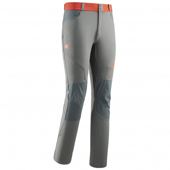 Men's pant - hiking - grey ONEGA STRETCH PANT Millet