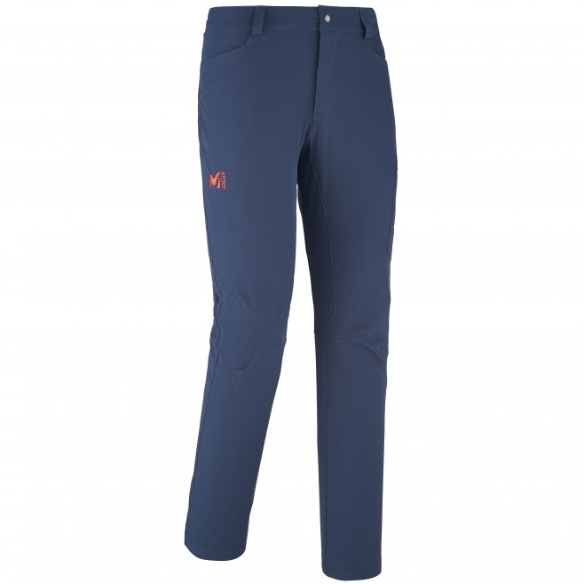 Trekking - Men's pant - Navy-Blue WANAKA STRETCH PANT Millet