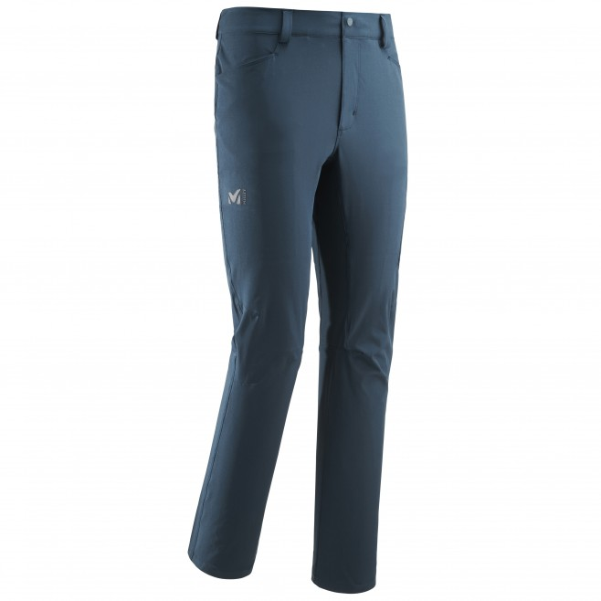 Men's pant - hiking - navy-blue WANAKA STRETCH PANT Millet