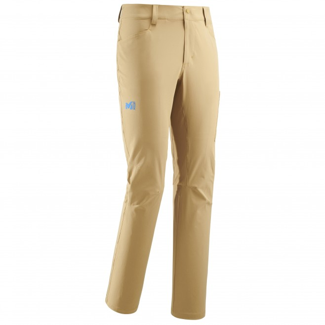 Men's pant - hiking - yellow WANAKA STRETCH PANT Millet