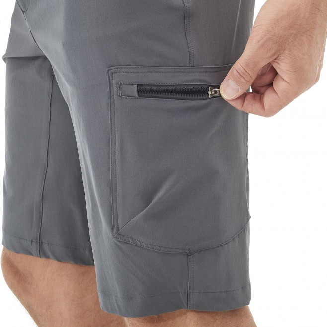 Men's short - hiking - orange WANAKA STRETCH SHORT Millet 6