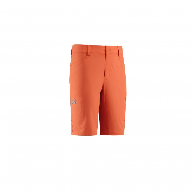 Men's short - hiking - orange WANAKA STRETCH SHORT Millet
