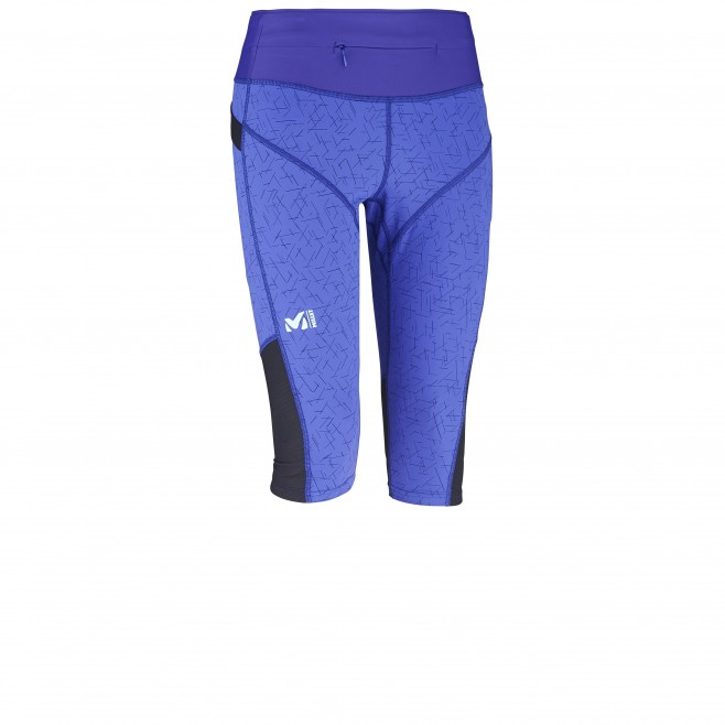 Trail running - Women's 3/4 pant - Purple LD LTK FAST TIGHT Millet