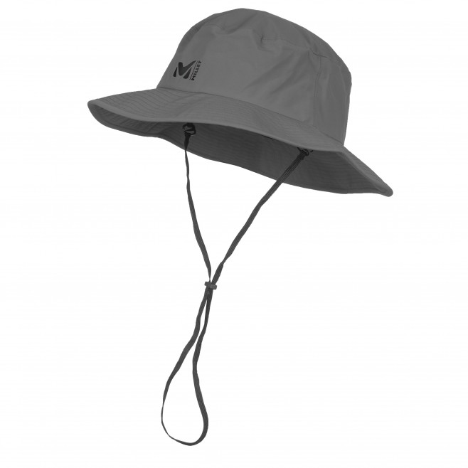 Hat - hiking - grey RAINPROOF HAT Millet ... 7b784e5f1af
