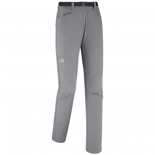 Women's pant - hiking - grey LD HAUROKO STRETCH PANT Millet