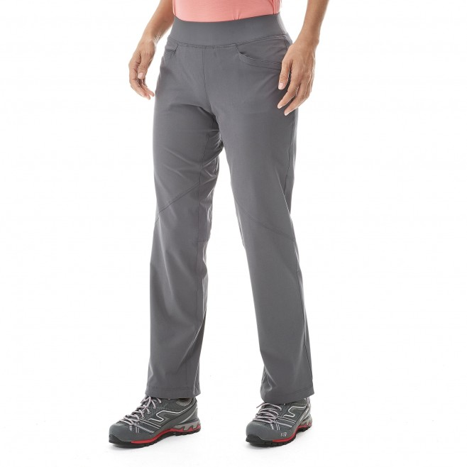 Women's pant - hiking - blue LD WANAKA STRETCH PANT Millet 2