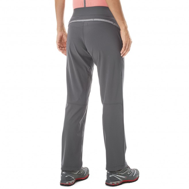 Women's pant - hiking - blue LD WANAKA STRETCH PANT Millet 3