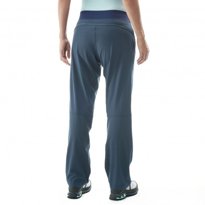 Women's pant - hiking - navy-blue LD WANAKA STRETCH PANT Millet 6