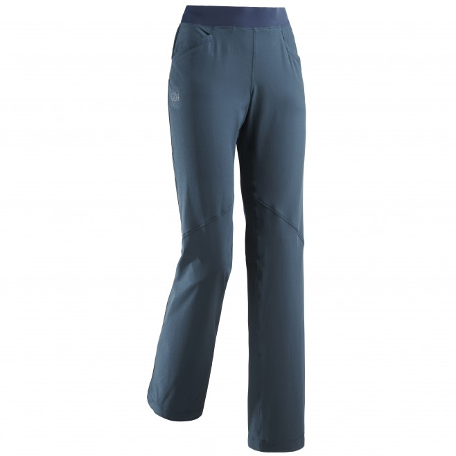 Women's pant - hiking - navy-blue LD WANAKA STRETCH PANT Millet