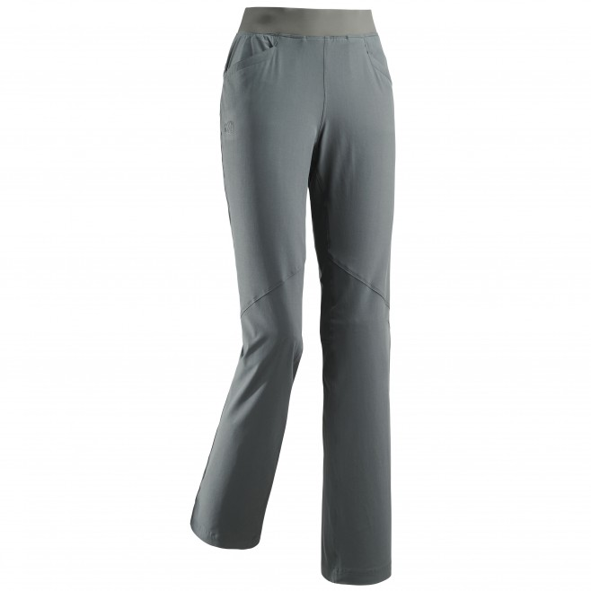 Women's pant - hiking - khaki LD WANAKA STRETCH PANT Millet