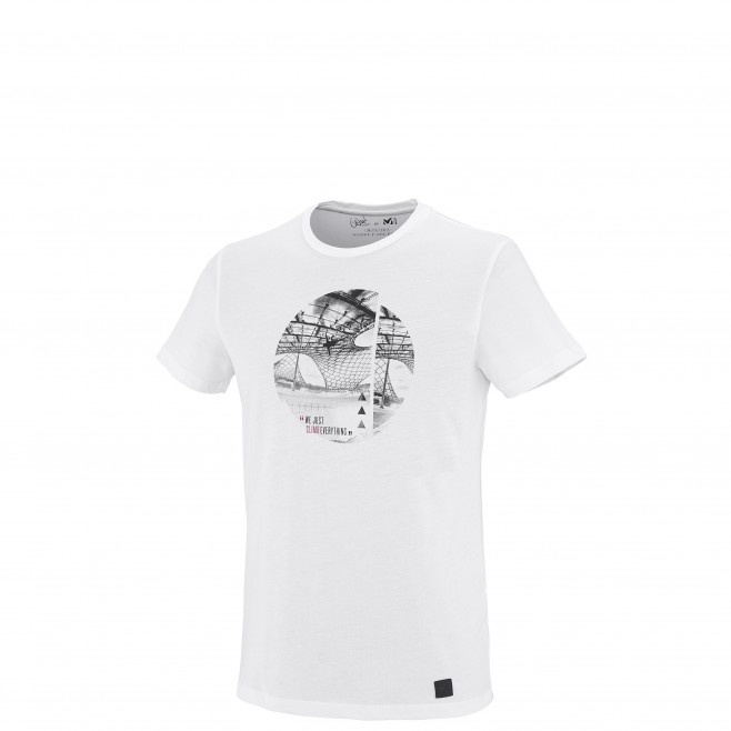 Climbing - Men's t-shirt - White LIMITED EDITION II TS SS Millet