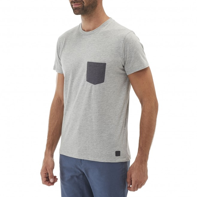 Climbing - Men's t-shirt - Grey COSIBAL TS SS Millet 2