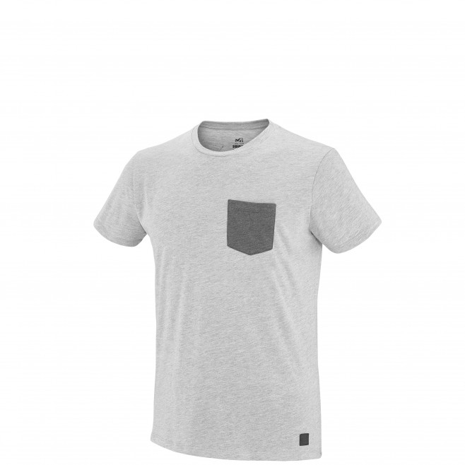 Climbing - Men's t-shirt - Grey COSIBAL TS SS Millet