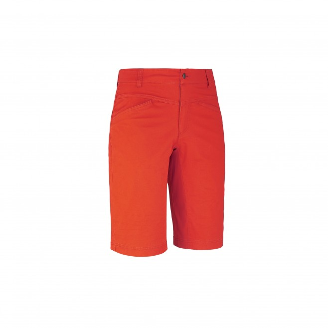 Climbing - Men's short - Orange VENTANA BERMUDA  Millet