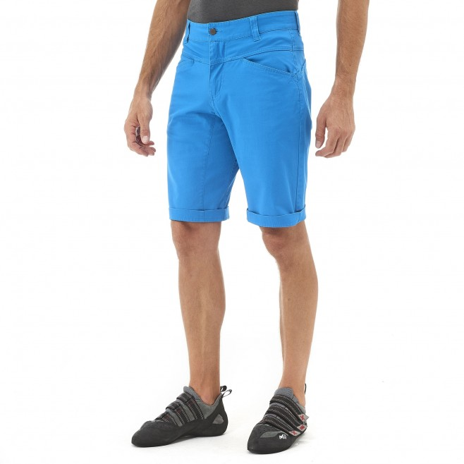 Climbing - Men's short - Orange VENTANA BERMUDA  Millet 2