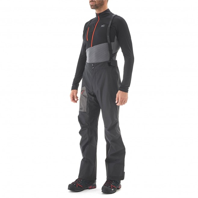 Men's Gore-Tex pant - black ELEVATION GTX PANT M Millet 2