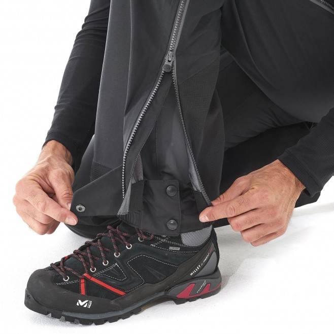 Men's Gore-Tex pant - black ELEVATION GTX PANT M Millet 7