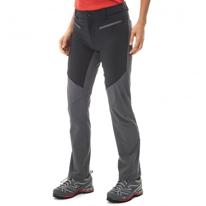 Women's wind resistant pant - mountaineering - blue LD LEPINEY XCS CORDURA PANT Millet 2