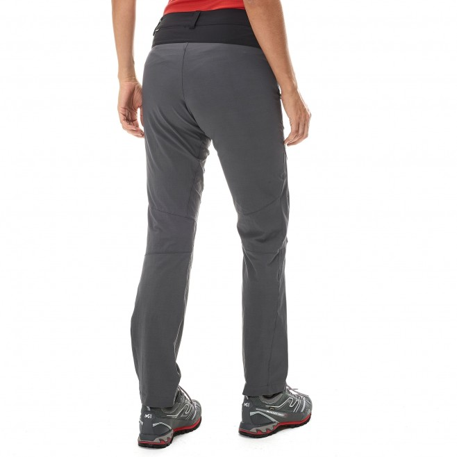 Women's wind resistant pant - mountaineering - blue LD LEPINEY XCS CORDURA PANT Millet 3