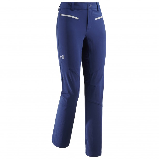 Women's wind resistant pant - mountaineering - blue LD LEPINEY XCS CORDURA PANT Millet